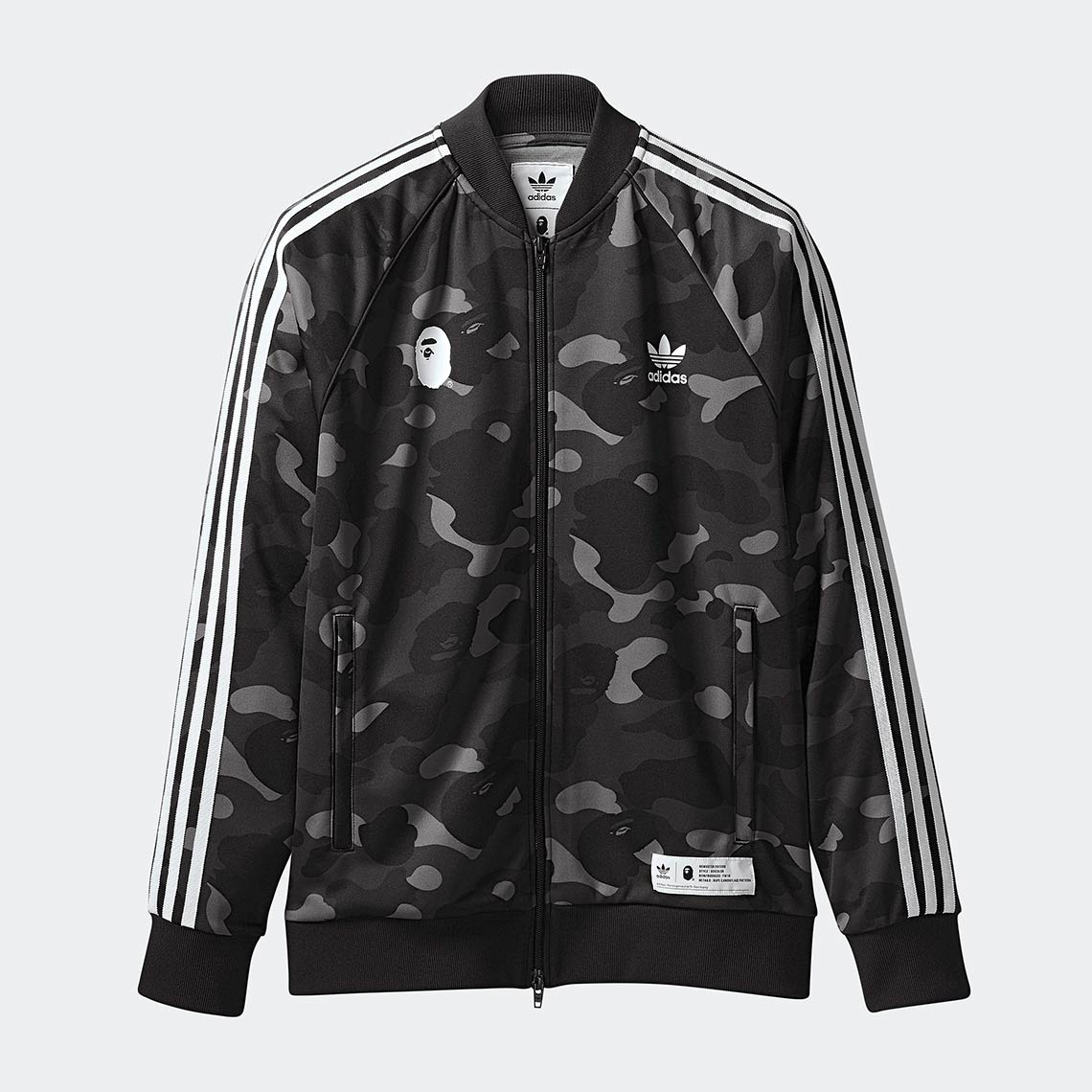 BAPE x adidas Originals Fall  18 Apparel Collection Release Date  July 28 cdd397a1f