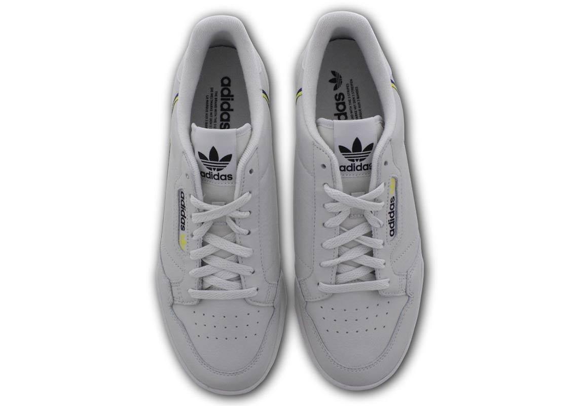 adidas Continental 80. AVAILABLE AT Foot Locker £ 79 4adfe3530774
