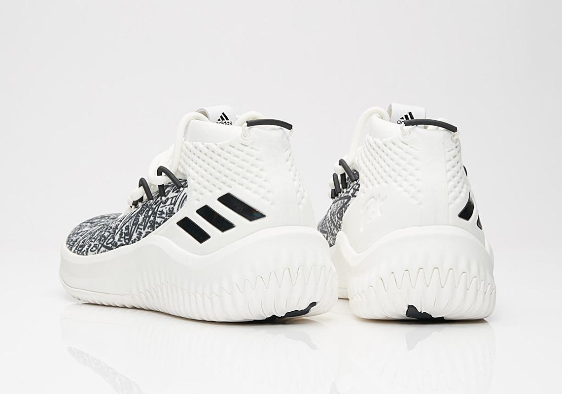 adidas Dame 4 Sneakers Core Black