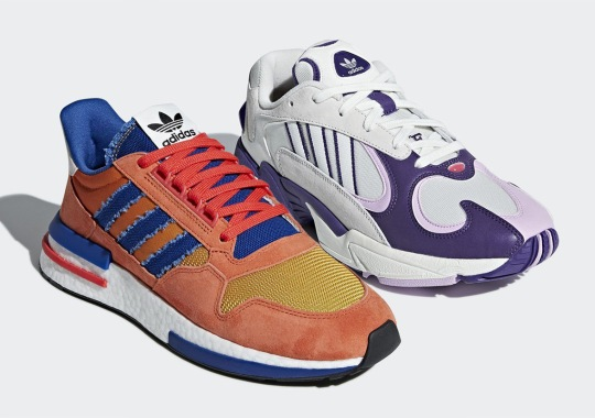 The adidas Dragon Ball Z Collection Will Begin With Son Goku Vs. Frieza