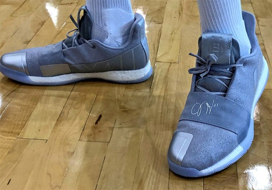 adidas Harden Vol. 3, John Wall Retros, And More Spotted At Team USA Minicamp