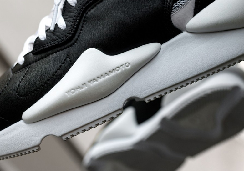 838193d306f2f adidas Y-3 Kaiwa Black BC0908 Buy Now