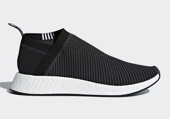 The adidas NMD CS2 Returns In A Clean Black/White Combo