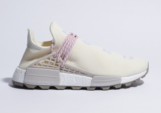 Pharrell And adidas Are Releasing Another NMD Hu N*E*R*D* Colorway