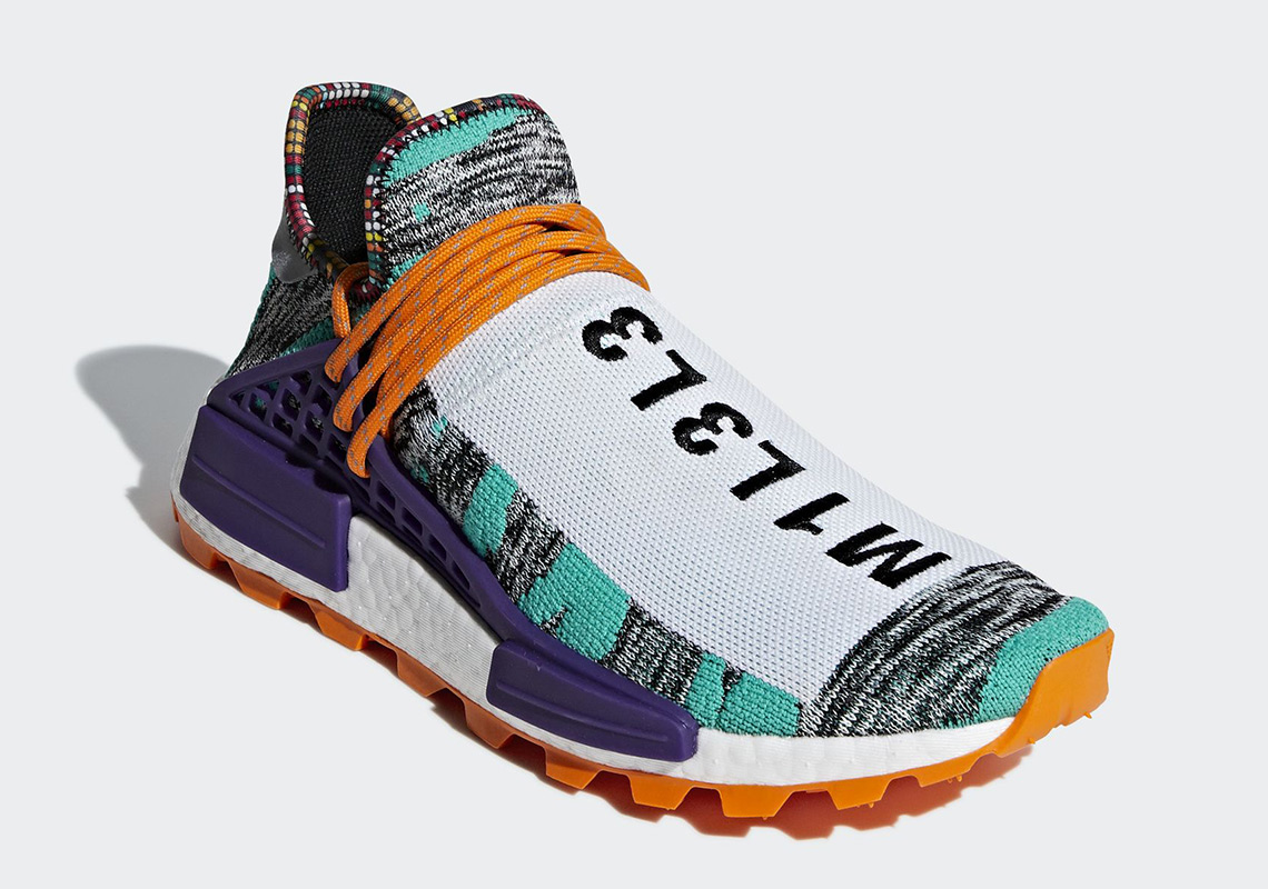 390158360 Pharrell x adidas NMD Hu Tr Release Date  August 18th