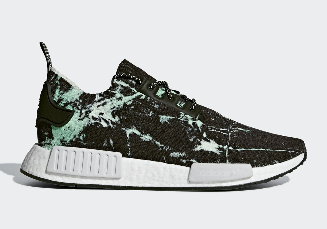 "7347feb74b The adidas NMD R1 ""Marble Primeknit"" Is Coming In Soon"