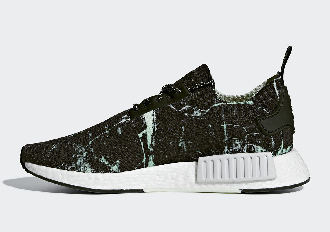 f618f2ed80611 adidas NMD R1 Marble Primeknit BB7996 Release Date