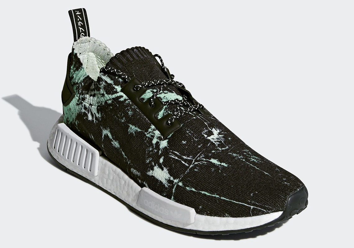 c24852ca7 adidas NMD R1 Marble Primeknit BB7996 Release Date