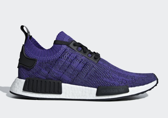 "adidas NMD R1 Primeknit ""Energy Ink"" Is Coming In August"