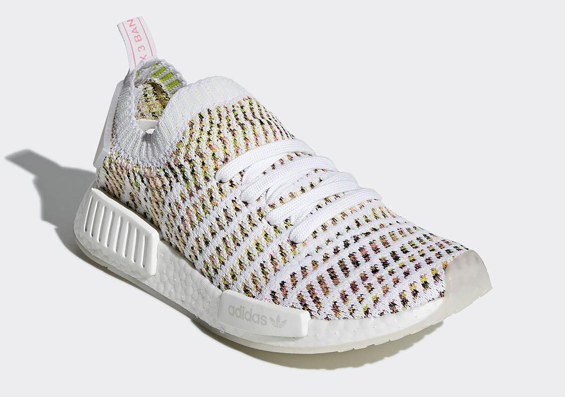 "adidas NMD R1 STLT ""Multi Color"" Is Coming Soon | Trendy"