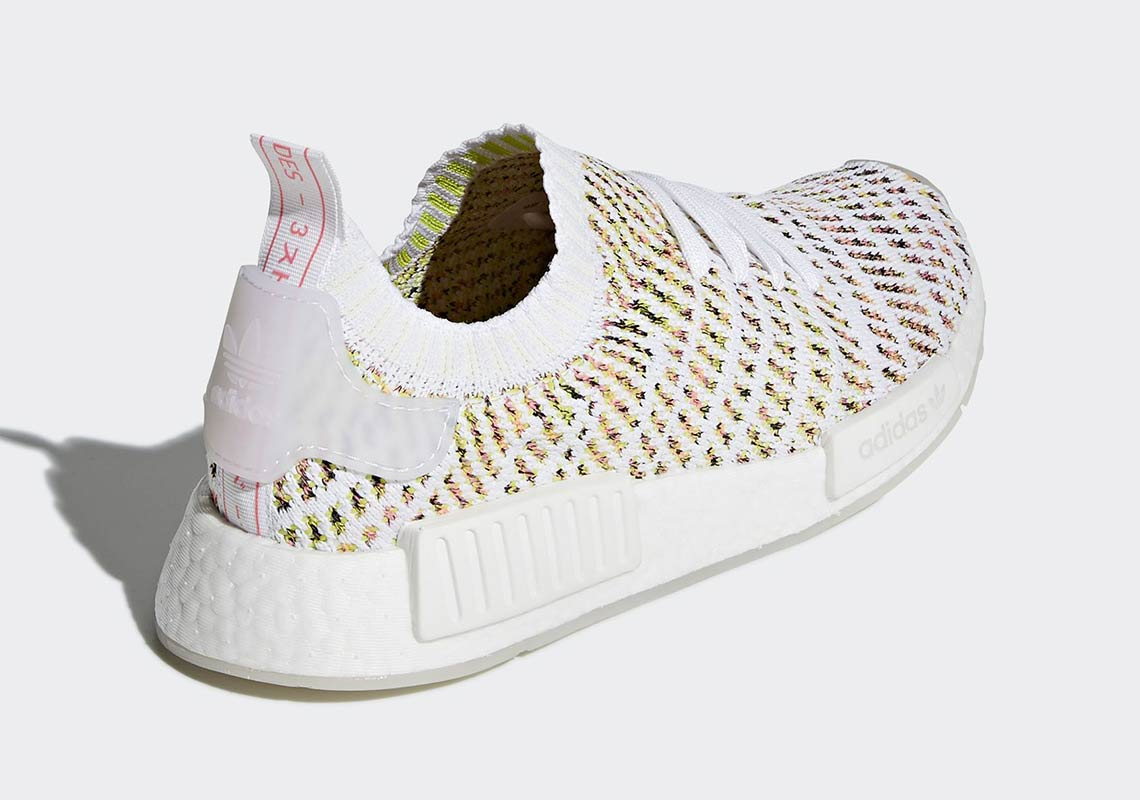 911615f6b adidas NMD R1 Multi Color B43838 Release Info