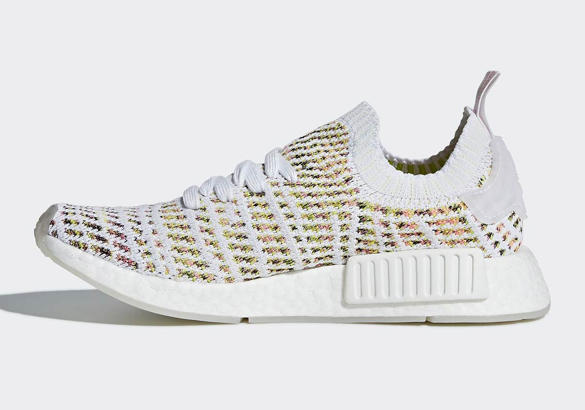 0c58538693837 adidas NMD R1 Multi Color B43838 Release Info