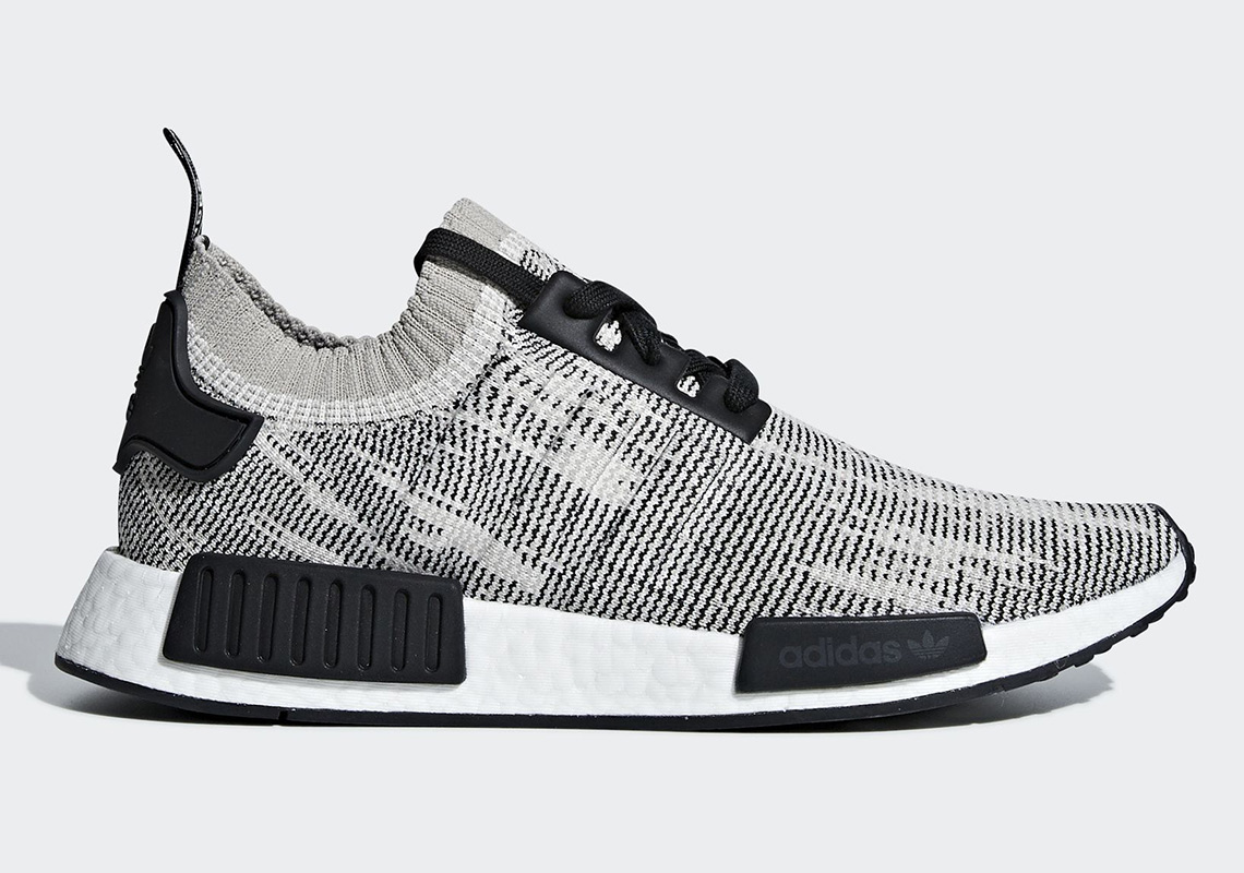 "f0ac2ea3a The adidas NMD R1 Primeknit ""Sesame"" Is Dropping In August"