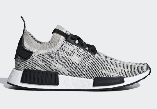 "The adidas NMD R1 Primeknit ""Sesame"" Is Dropping In August"