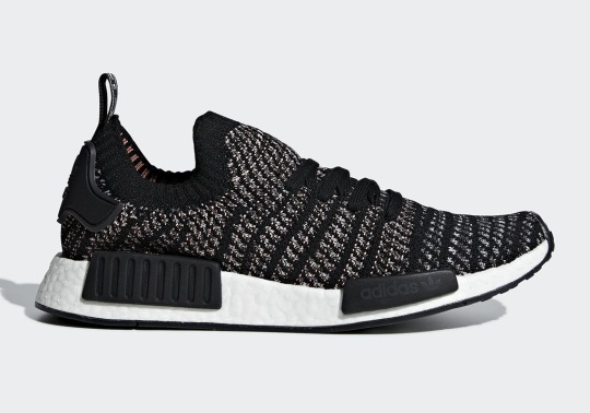 The adidas NMD STLT Is Arriving With Clean Black Uppers