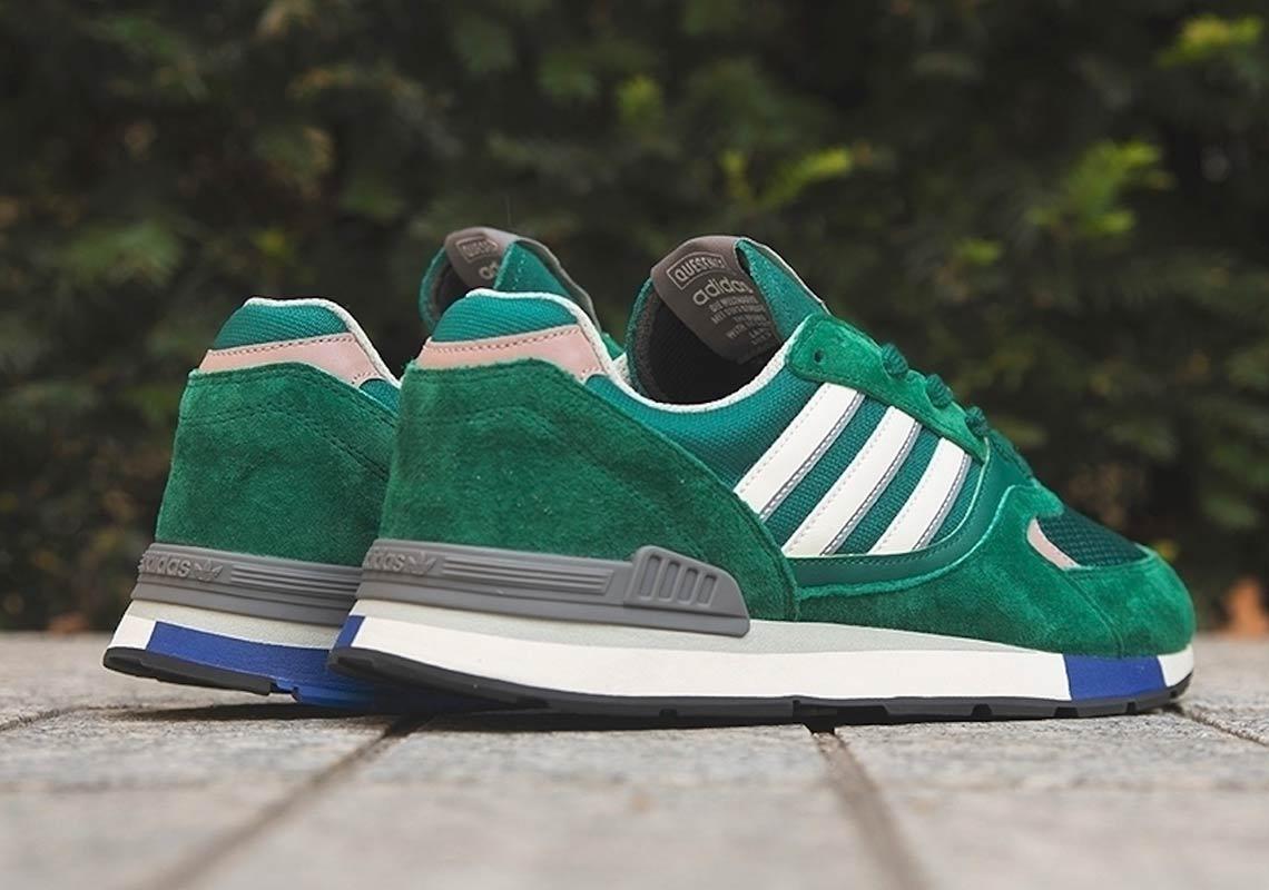 282e1b8b adidas Originals Quesense Green B37851 Available Now | SneakerNews.com