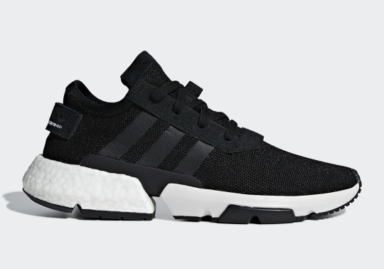 First Look At The adidas P.O.D. s3.1 In Black And White