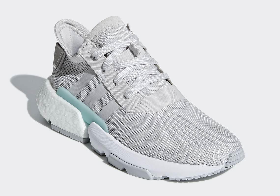 adidas POD s3.1 Clear Mint B37458 Womens Release Info  8d8f02afa