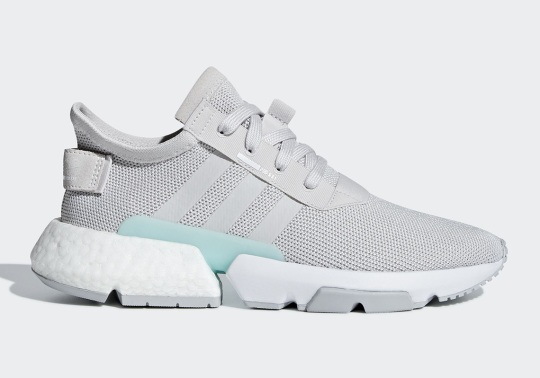 """adidas POD s3.1 """"Clear Mint"""" Is Dropping Exclusively For Women"""