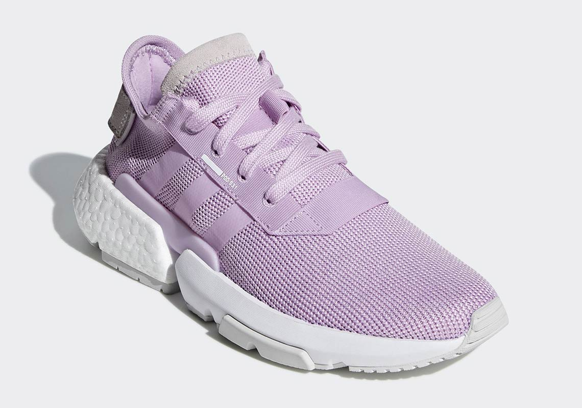 Adidas Pod S3 1 Clear Lilac B34769 Release Info