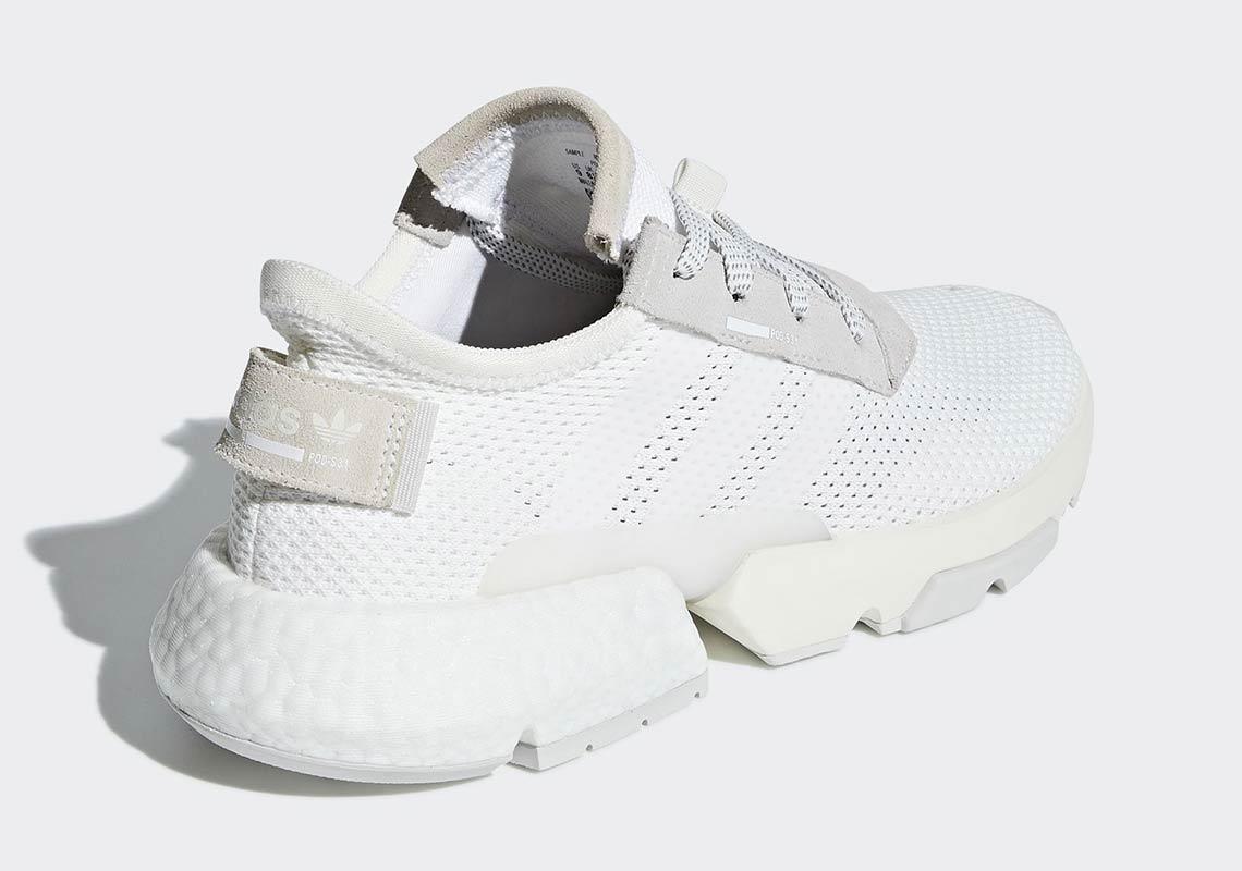 the latest b613c b523f adidas POD s3.1 Triple White B28089 Release Info   SneakerNews.com