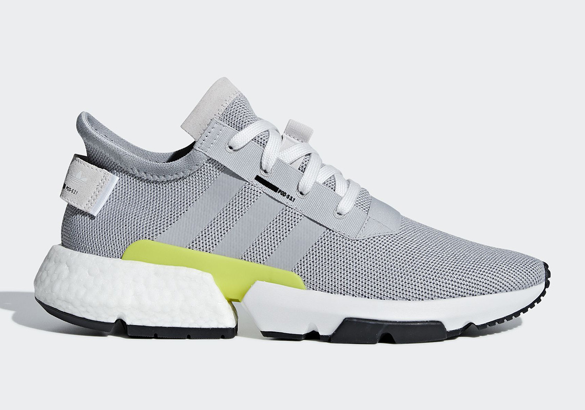 "separation shoes 48a3a b5dc3 adidas POD s3.1 ""Grey Two"" Is Releasing On August 2nd"