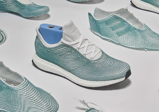 adidas Will Only Use Recycled Plastic In Products By 2024