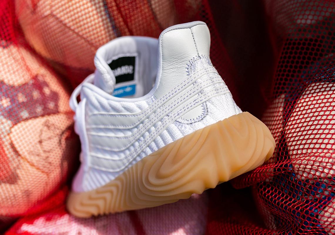 Boost Near Me >> adidas Sobakov White Gum BB7666 | SneakerNews.com
