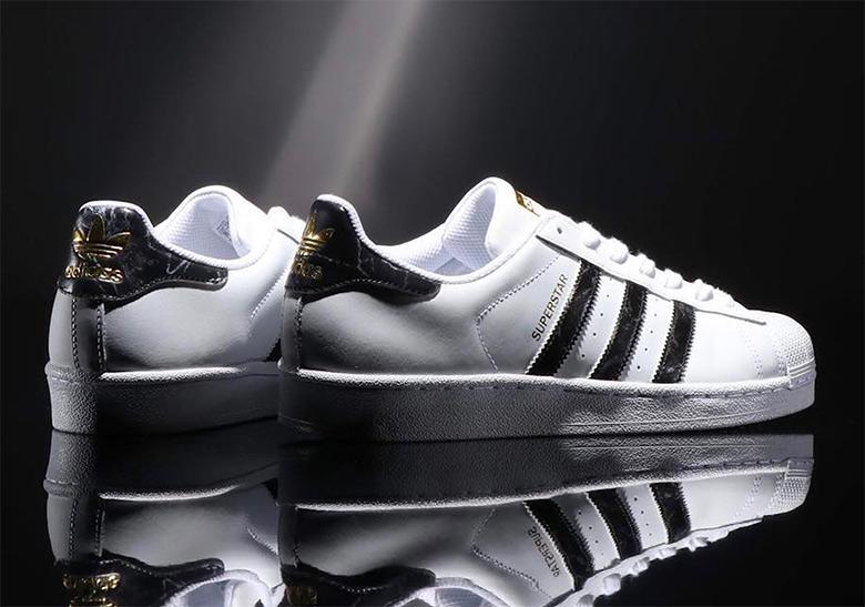 adidas Marble Pack Superstar + Stan
