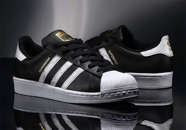 add50fb549 adidas Marble Pack Superstar + Stan Smith Available Now ...