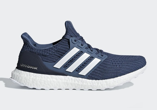 "adidas Ultra Boost 4.0 ""Tech Ink"" Is Available Now"