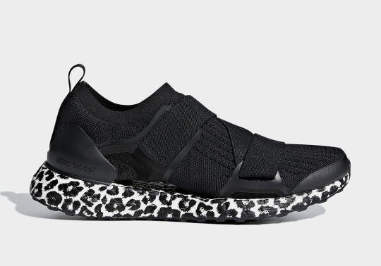 adidas Adds Leopard Prints To BOOST Cushioning