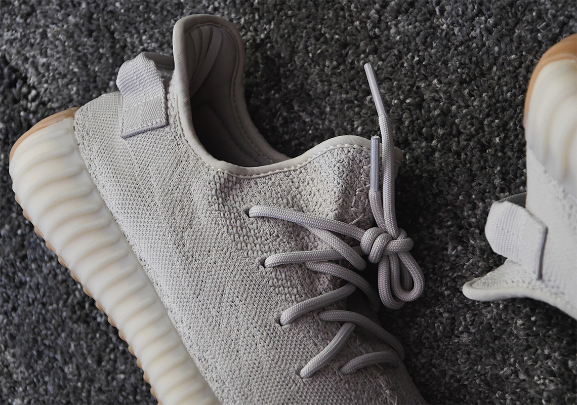 "1f66949a79e14 adidas Yeezy Boost 350 v2 ""Sesame"" Release Date  October 2018  220.  Advertisement"