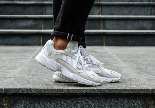 """The adidas YUNG-1 """"Cloud White"""" Is Releasing In September"""