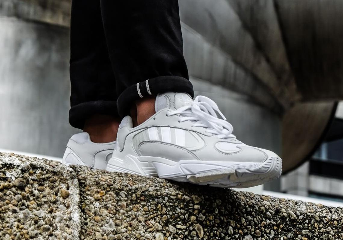 adidas YUNG-1 Cloud White B37616 Release Info