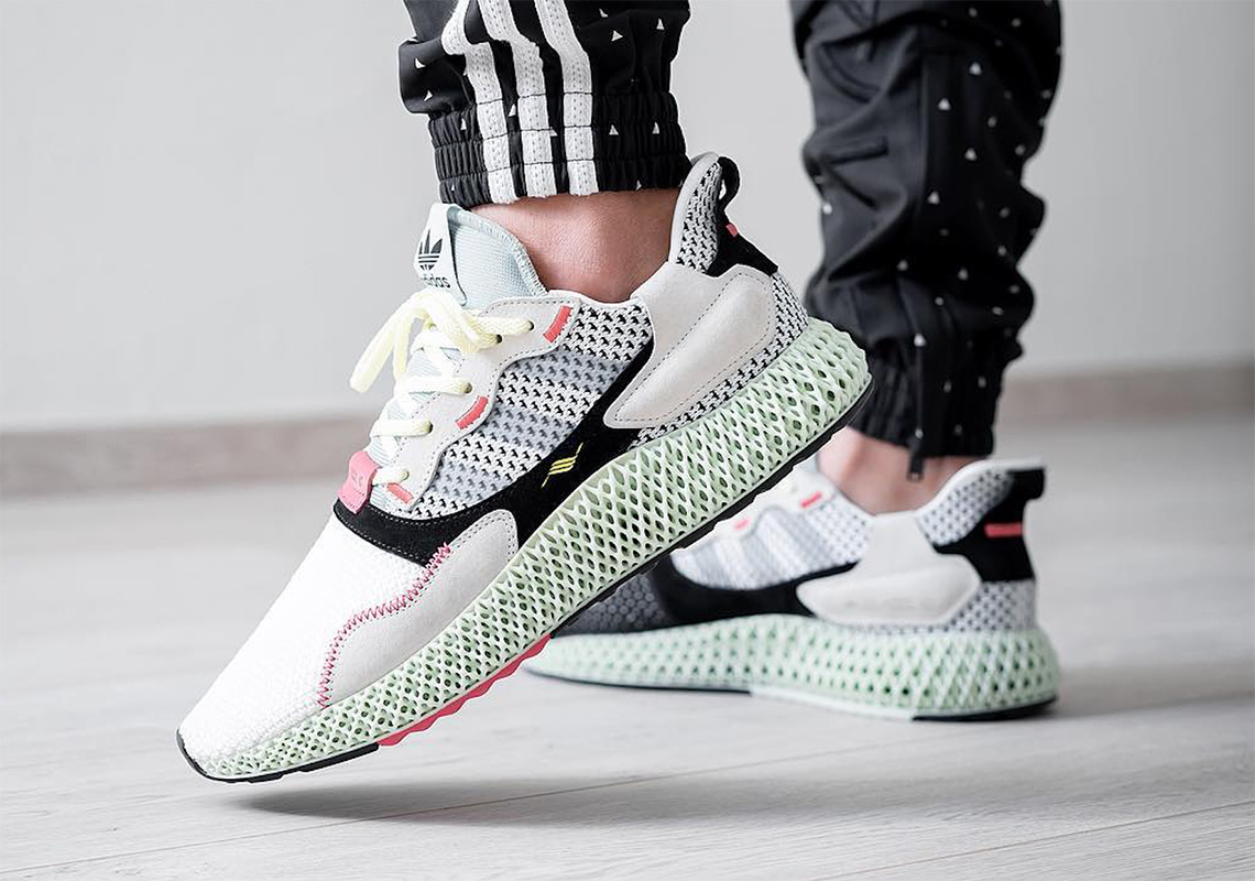 super popular 7cd68 f63bc The adidas ZX4000 4D Is Revealed