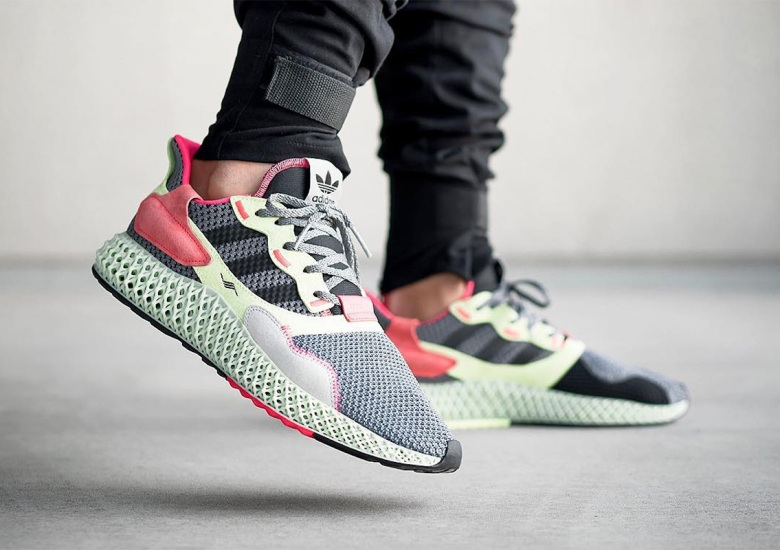info for 345b4 0a7bb More adidas ZX4000 4D Colorways Are On The Way
