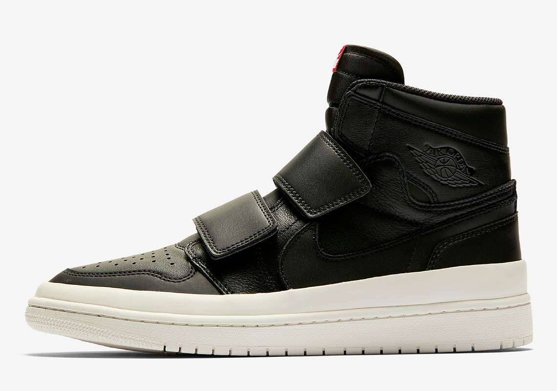063925b6f9e Air Jordan 1 High Double Strap White + Black Release Info ...