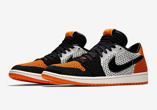 Shattered Backboard Returns To The Air Jordan 1 Low Flyknit
