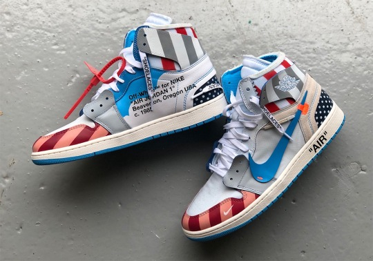 The Two Biggest Collaborators In Sneakers Come Together In This Air Jordan 1 Custom