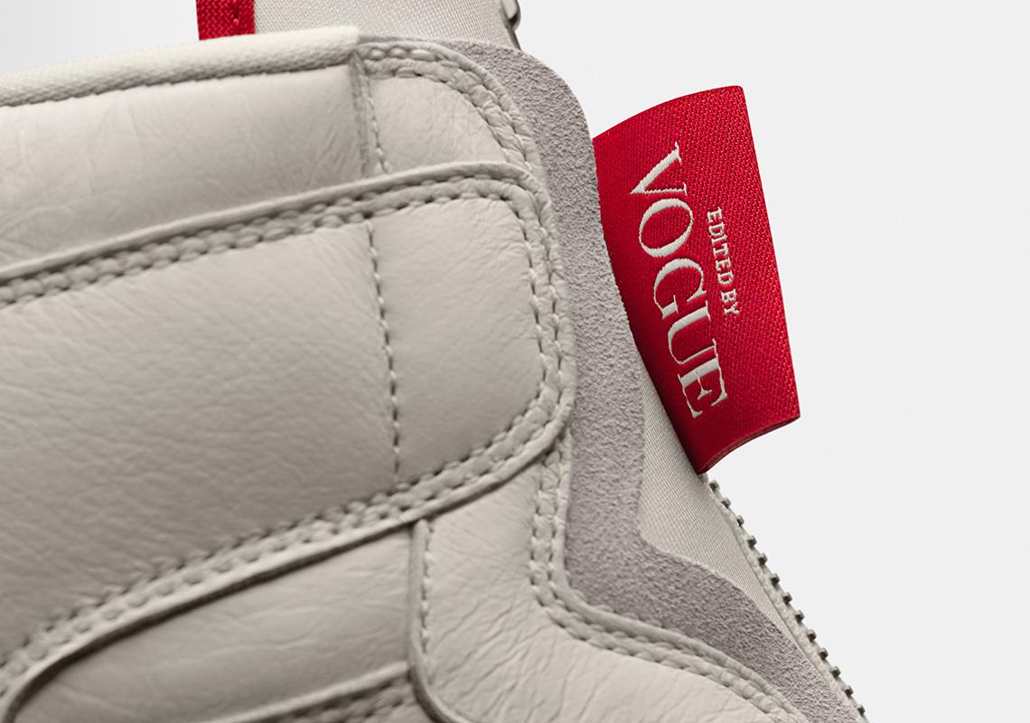 huge discount d298f 45d02   IMG  Vogue x WMNS Air Jordan 1 High Zip