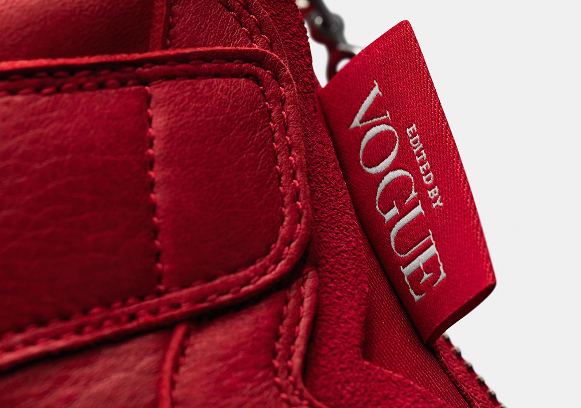 quality design b3f49 6c17b Jordan x Vogue AWOK Collection - AJ1 Hi Zip July 21  220, AJ 3 Sept ...
