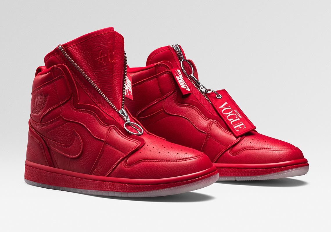 b3dc09d01f6e26 Vogue Anna Wintour Jordan Shoes - Release Date + Photos ...