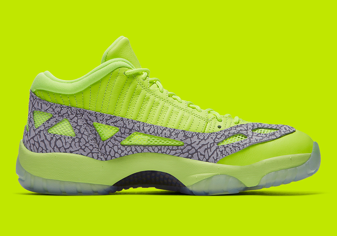 """Color  Volt Cement Grey Style Code  919712-700. Where To Buy Air Jordan 11  Low IE """"Volt"""". Jimmy JazzAvailable  Shoe PalaceAvailable f082d0568"""