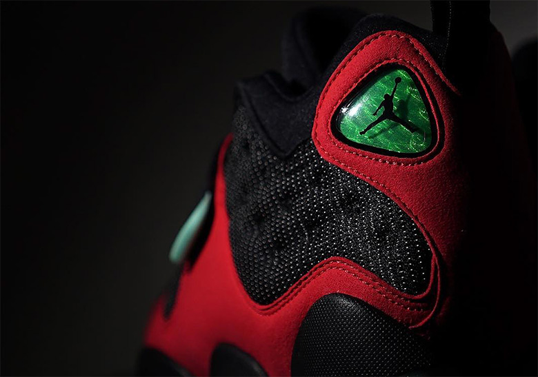 competitive price a968b 0669e Air Jordan 13 Tinker Bred Black Red Release Info ...