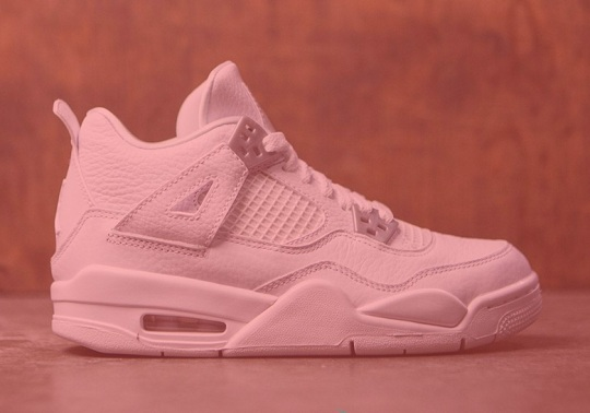 "Air Jordan 4 ""Hot Punch"" Set To Release In January 2019"