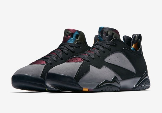 "The Air Jordan 7 Low NRG ""Bordeaux"" Is Releasing Soon"