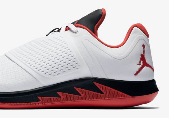 Jordan Brand's Newest Running Shoe Is Inspired By The Air Jordan 5
