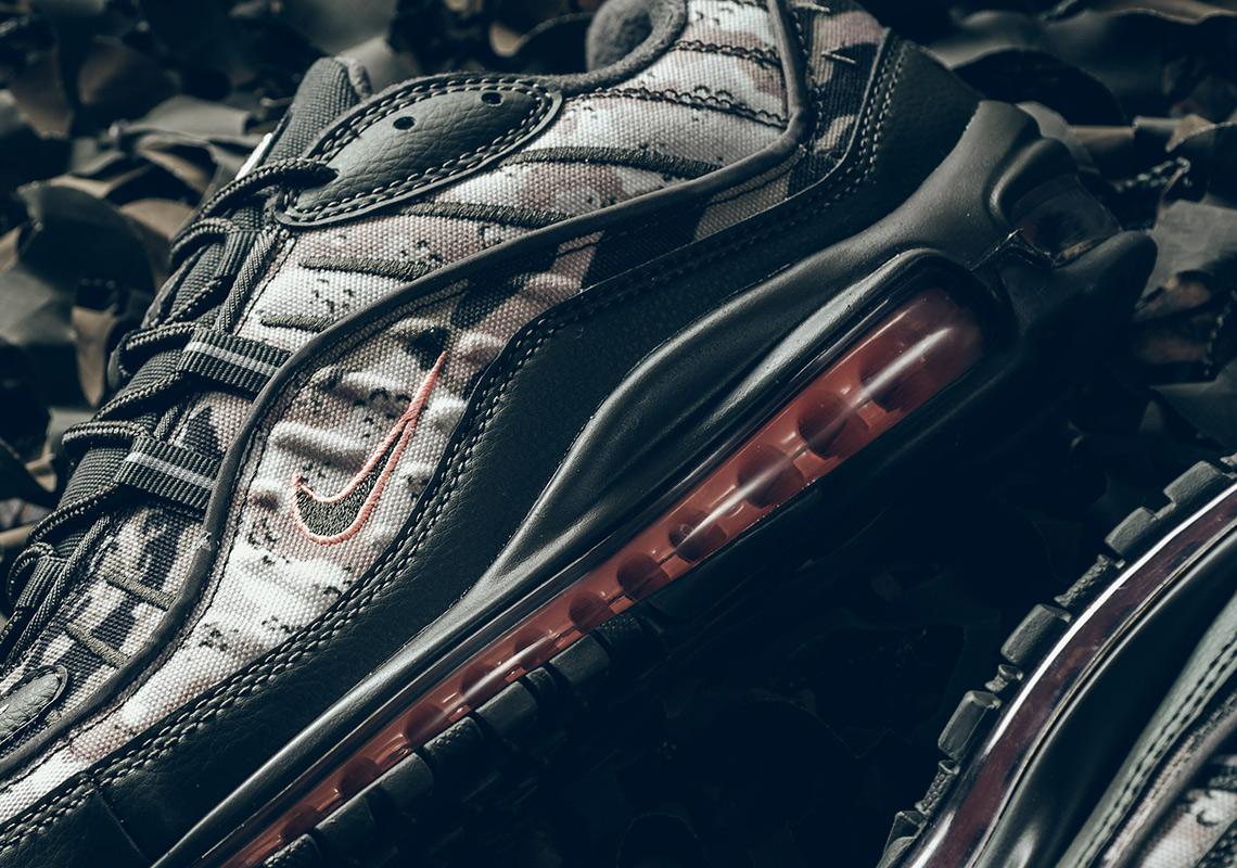 newest 27a75 0e81d Nike Air Max 98 Desert Camo AQ6156-300 Buy Now   SneakerNews.com