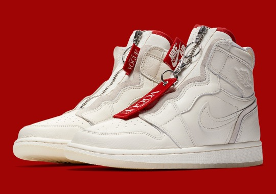 Vogue's Anna Wintour Gets Honor Of Being Jordan Brand's First Women's Collaboration